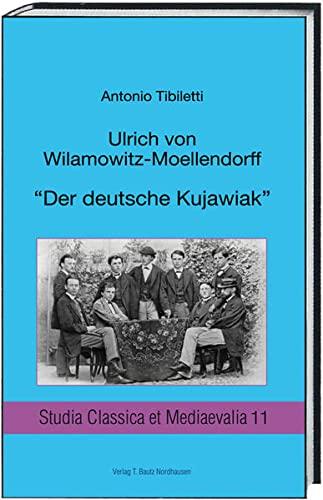 """Ulrich von Wilamowitz-Moellendorf (italienische Ausgabe): """"Der deutsche: Antonio Tibiletti"""