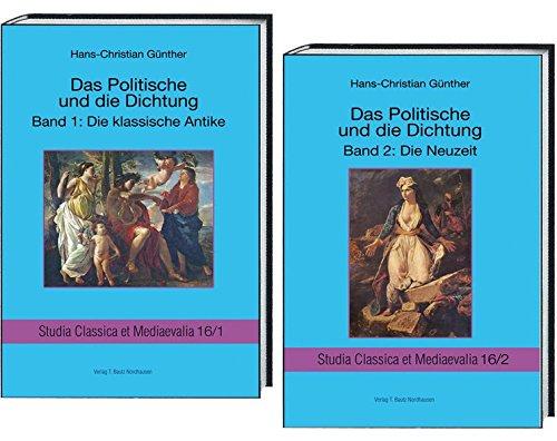 Das Politische und die Dichtung / Studia: Paolo Fedeli, Hans-Christian