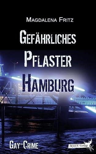 9783959490429: Gefährliches Pflaster Hamburg