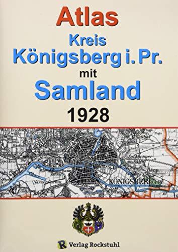 ATLAS Kreis Königsberg i. Pr. mit Samland