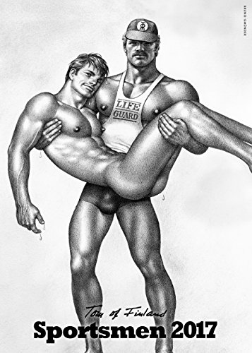 Sportsmen by Tom of Finland 2017: Tom of Finland