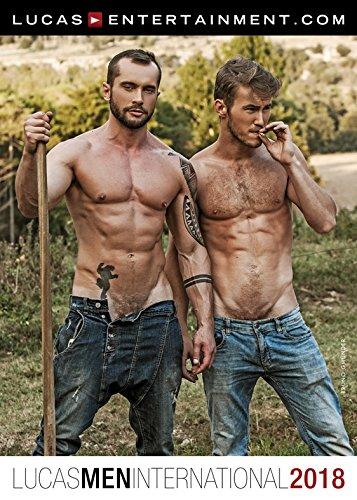 Lucasmen International 2018 (Calendar): Lucas Entertainment