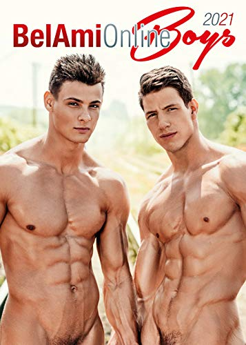 9783959856034: Bel Ami Online Boys 2021 Calendar