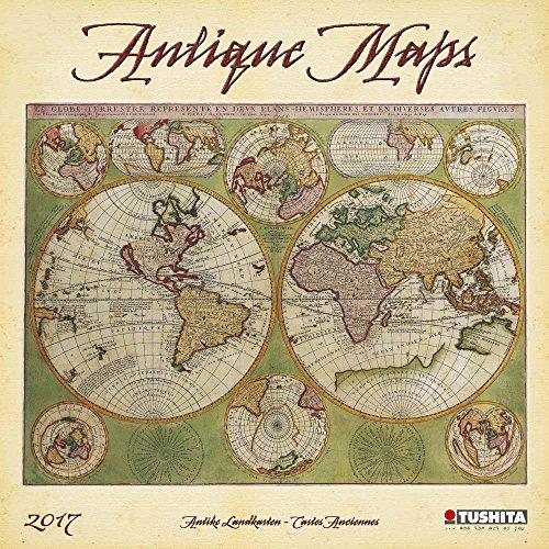 9783960060338: Antique Maps 2017 (Media Illustration)