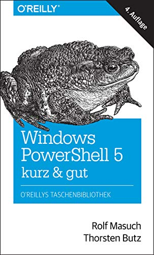 9783960090274: Windows PowerShell 5 - kurz & gut