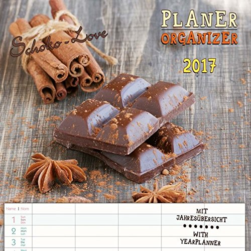9783960132141: Planner Chocolate (171085)