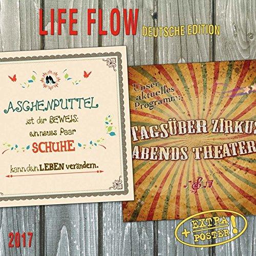 9783960132257: Life Flow - deutsche Edition 2017 Artwork Extra