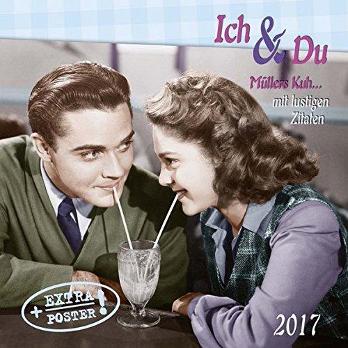 9783960132264: Ich & Du (DE) 2017: Kalender 2017