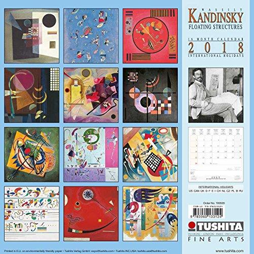 Wassily Kandinsky Floating Structures (180505): Wassily Kandinsky