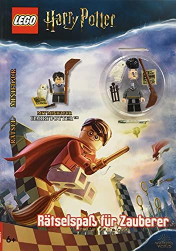9783960804048: LEGO® Harry Potter(TM) - Rätselspaß für Zauberer