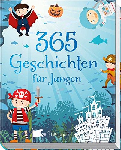 9783961281817: 365 Geschichten für Jungen