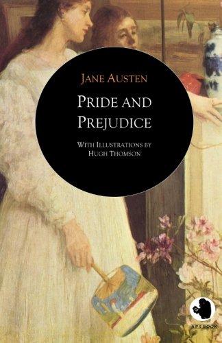 Pride and Prejudice (ApeBook Classics; illustr. by: Jane Austen