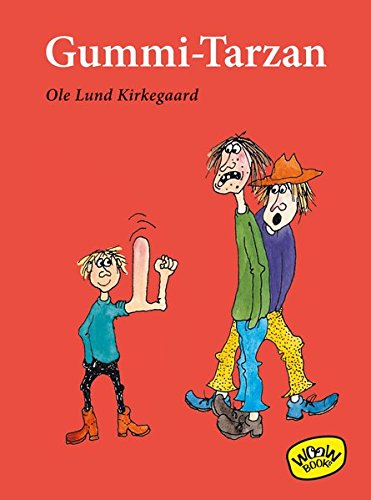 Gummi-Tarzan: Kirkegaard, Ole Lund