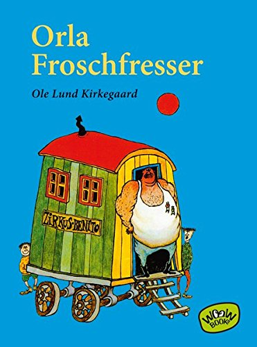 Orla Froschfresser: Kirkegaard, Ole Lund