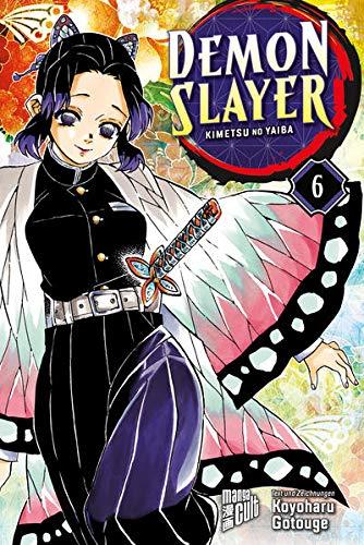 9783964334060: Demon Slayer 6: Kimetsu no Yaiba