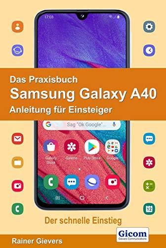 Bedienungsanleitung Samsung A40