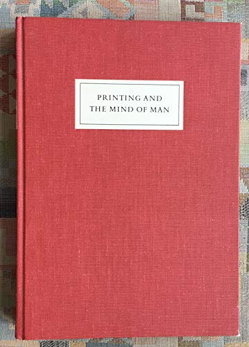9783980004732: Printing and the mind of man: [a descriptive catalogue illustrating the impact of print on the evolution of western civilization during five centuries]