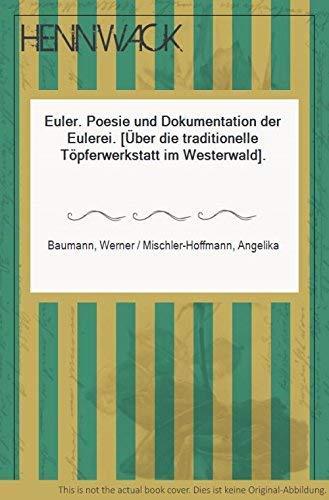 9783980015844: Euler. Poesie und Dokumentation der Eulerei