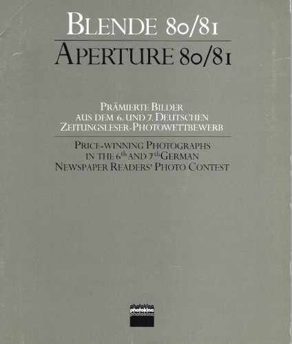 FOTOGRAFIE 1922-1982: PHOTOGRAPHY 1922-1982.: Heiting, Manfred. (Editor).