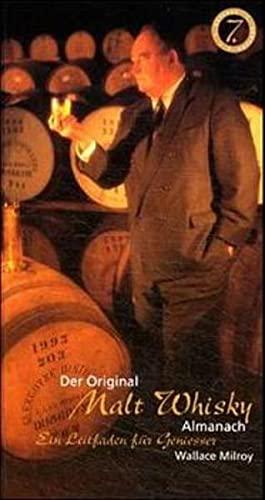 9783980077378: Der Original Malt Whisky Almanach: Ein Leitfaden für Geniesser
