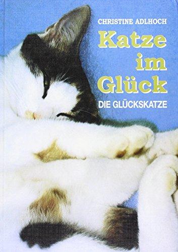 Katze im Glück: Die Glückskatze (Hardback): Christine Adlhoch