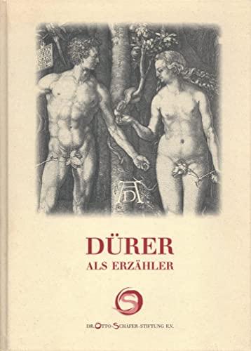 9783980195522: Dürer als Erzähler: Holzschnitte, Kupferstiche und Radierungen aus der Sammlung-Otto-Schäfter- II