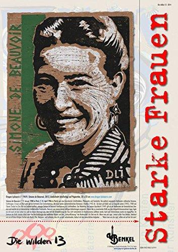 9783980216999: Starke Frauen Kalender 2014: Die wilden 13