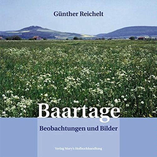 9783980249232: Baartage: Beobachtungen und Bilder (Livre en allemand)