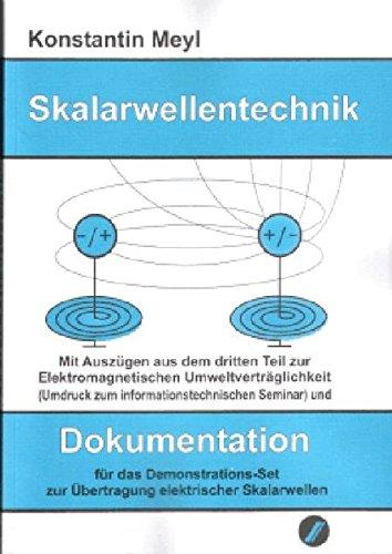 Skalarwellentechnik: Konstantin Meyl