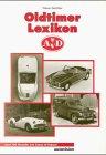 9783980276658: AVD Oldtimer-Lexikon. 700 Modelle in Text und Bild