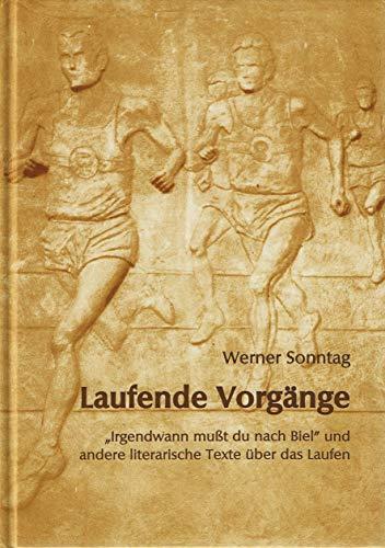 9783980283502: Laufende Vorgänge (Livre en allemand)