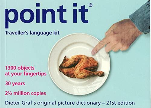 Point It: Traveller's Language Kit (English, Spanish,: Graf, Dieter