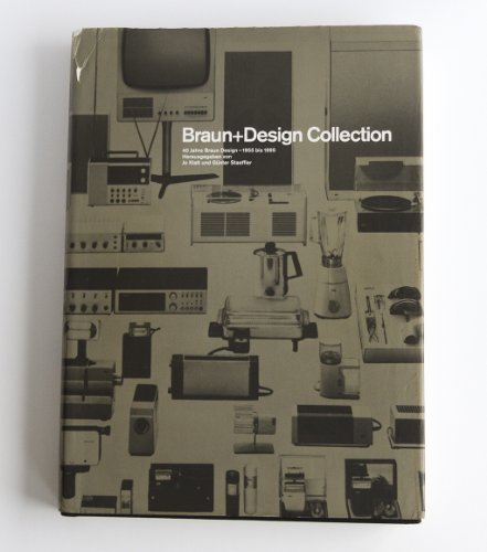 9783980348539: Braun and Design Collection