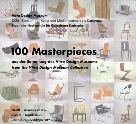 9783980407069: 100 Masterpieces from the Vitra Design Museum Collection