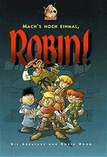 9783980441339: Mach's Noch Einmal, Robin! (1)