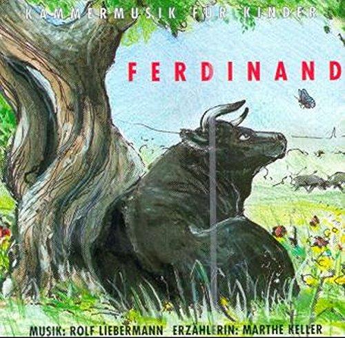Ferdinand, 1 CD-Audio: Leaf, Munro /