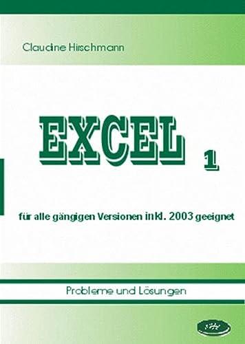 9783980475914: Excel. Probleme und Losungen . Band 1 (inkl. Beiheft : Excel 2003...