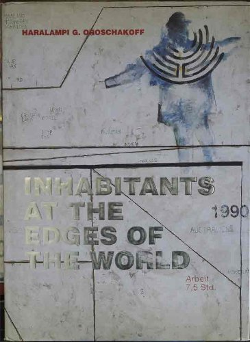 9783980491006: Inhabitants at the Edges of the World: Itinerants and Orientalists