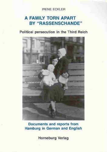 9783980499316: A family torn apart by Rassenschande