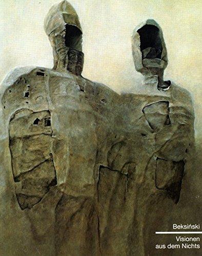 9783980531221: Beksinski-Visionen aus dem Nichts (Livre en allemand)
