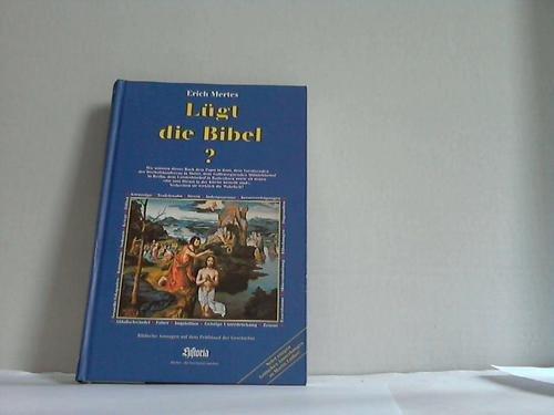 9783980553377: L�gt die Bibel?