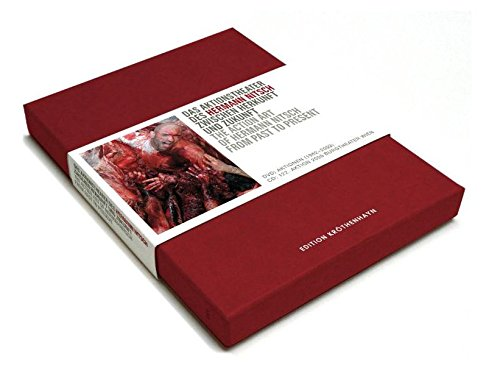9783980582056: Hermann Nitsch: The Action Art from Past to Present