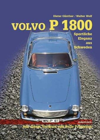 9783980583220: Volvo P1800