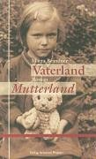 9783980596992: Vaterland Mutterland
