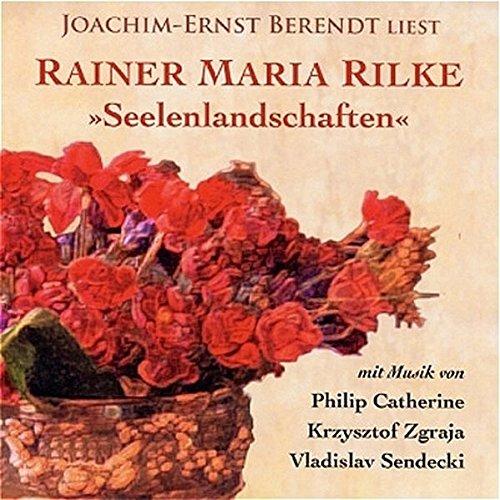 9783980637282: Seelenlandschaften: Musik und Dichtung - Joachim-Ernst Berendt liest spirituelle Poesie