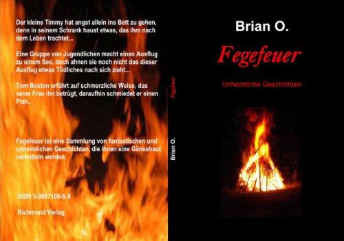 9783980710985: Fegefeuer: Unheimliche Geschichten (Livre en allemand)