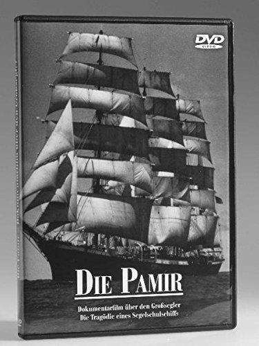 9783980723596: Die Pamir. DVD: Dokumentarfilm über die Tragödie des Grossseglers [Alemania]