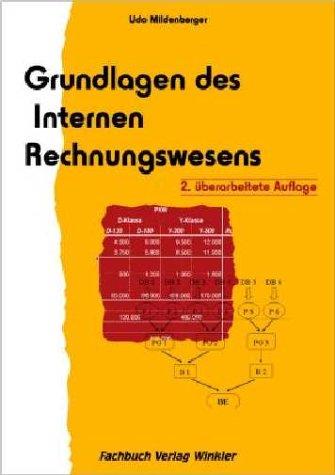 9783980730020: Grundlagen des Internen Rechnungswesens