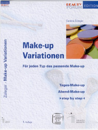9783980740548: Make-up Variationen [Import allemand]