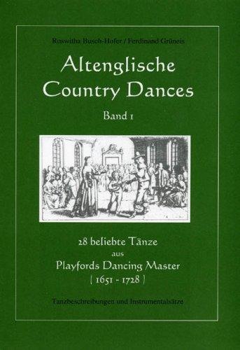 9783980747004: Altenglische Country Dances (Livre en allemand)